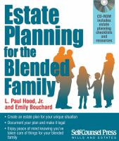 Estate Planning for the Blended Family