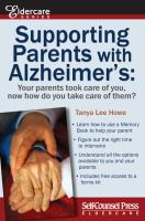 Supporting Elderly Parents With Alzheimer's