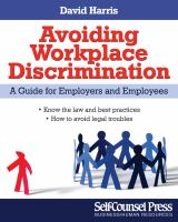 Avoiding Workplace Discrimination