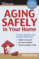 Aging Safely in your Home