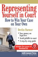 Representing Yourself in Court