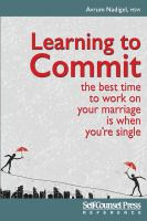 Learning to Commit