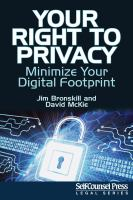Image: Your Right to Privacy