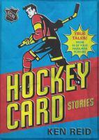 Hockey Card Stories