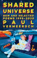 Shared universe : new and selected poems, 1995-2020