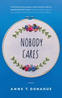 Image: Nobody Cares