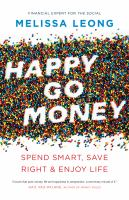 Media Cover for Happy go money : spend smart, save right & enjoy life
