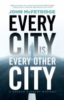 Cover of Every City Is Every Other City