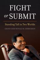 Fight or submit : standing tall in two worlds