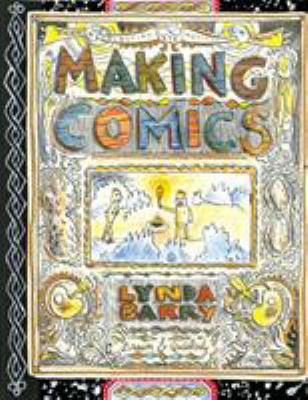 Making Comics(book-cover)