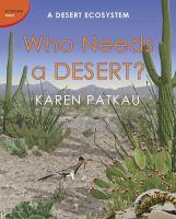 Who Needs A Desert?