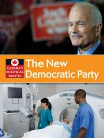 The New Democratic Party