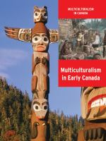 Multiculturalism in Early Canada