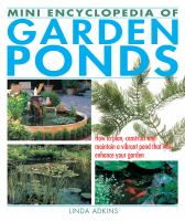 Mini Encyclopedia of Garden Ponds