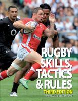 Rugby Skills, Tactics & Rules