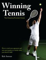 Winning Tennis