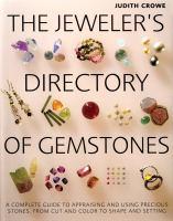 The Jeweler's Directory of Gemstones
