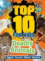 Top 10 Deadly Animals