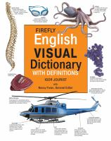 Firefly English Visual Dictionary
