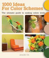 1000 Ideas for Color Schemes