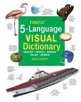 Firefly 5-language Visual Dictionary