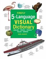 Firefly 5-language Visual Dictionary