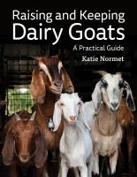 Raising and Keeping Dairy Goats