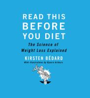 Read This Before You Diet