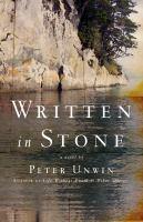 Written in stone : a novel