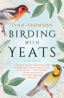 Birding With Yeats