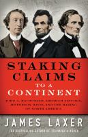 Staking Claims to A Continent