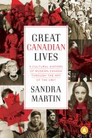 Great Canadian Lives