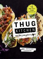 Thug Kitchen