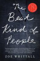 BOOK CLUB BAG : Best Kind of People