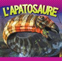 L'apatosaure