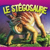 Le Stegosaure
