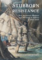 Stubborn Resistance