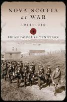 Nova Scotia at War, 1914-1919