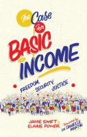 THE CASE FOR BASIC INCOME