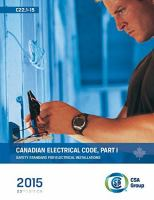 Canadian Electrical Code