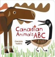 Canadian Animals ABC