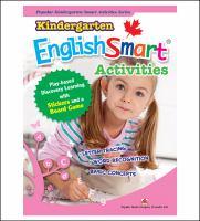 KINDERGARTEN ENGLISHSMART ACTIVITIES