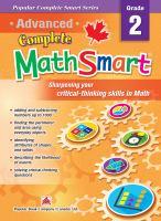 Advanced Complete MathSmart