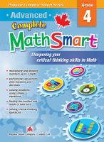 Advanced Complete MathSmart