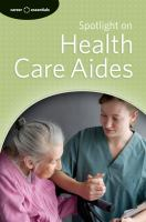 Spotlight on Health Care Aides