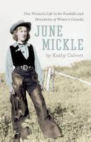 June Mickle