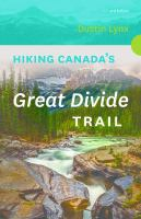 Hiking Canada's Great Divide Trail