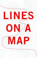Lines on A Map