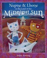 Nuptse & Lhoste in the Land of the Midnight Sun