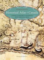 Image: Historical Atlas of Canada